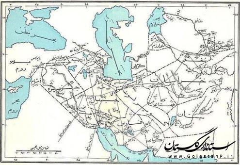 پیشینه تاریخی استان گلستان