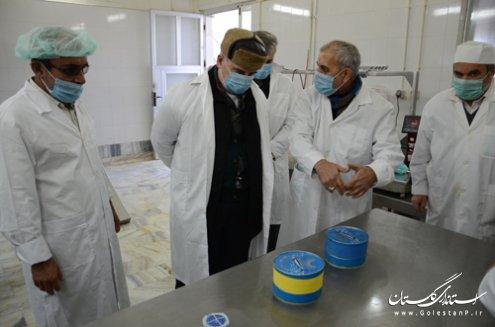 مشاركت مردمي زمينه ساز رشد صنعت ماهيان خاوياري گلستان است