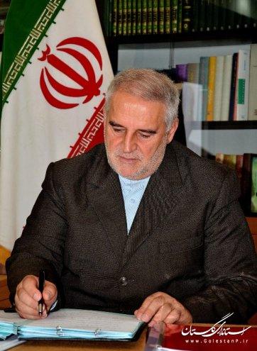پیام استاندار گلستان به مناسبت روز دانشجو