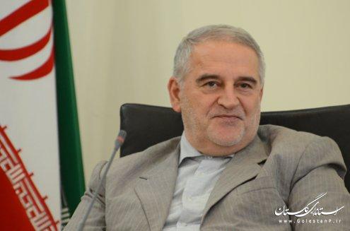انتقاد استاندار گلستان از وضعیت توسعه استان