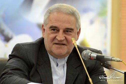 استاندار گلستان : روح مدیریت جهادی باید درجامعه دمیده شود