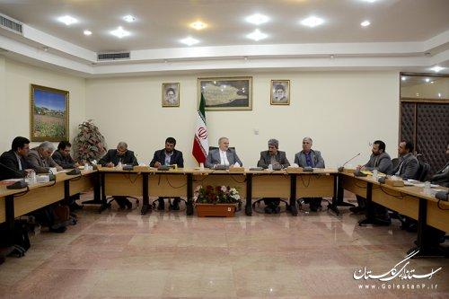 استاندار گلستان: افق توسعه استان گلستان در بخش صنعت ، معدن و تجارت است