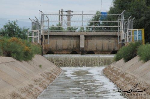 بخشی از آب سدهای بوستان، گلستان و وشمگیر رهاسازی می شود