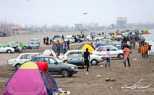 فعالیت کمیته اسکان ستاد هماهنگی سواحل در استان گلستان