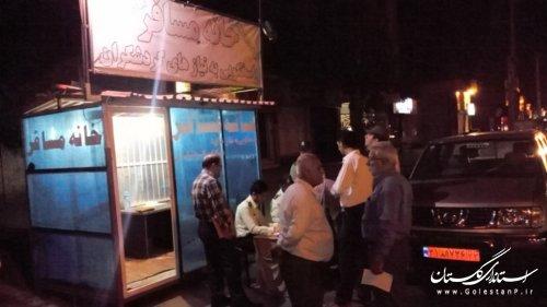 اجرای طرح مشترک ساماندهی خانه مسافرها در استان گلستان