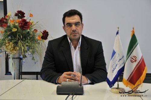 پیام تبریک مدیر عامل شرکت آب منطقه ای گلستان به مناسبت روز خبرنگار
