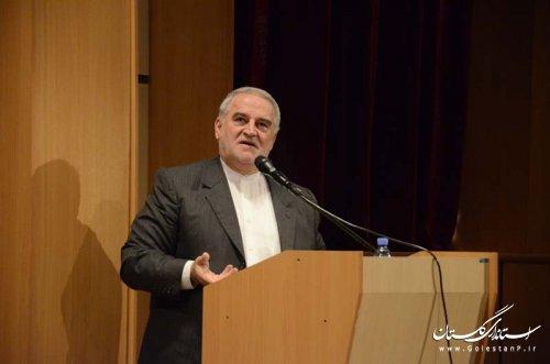 دکتر صادقلو : گلستان مدل همگرایی اسلامی است