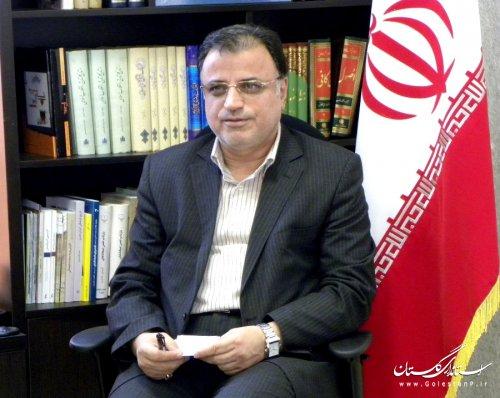 برنامه های شاخص هفته دولت در استان گلستان از سوی معاون استاندار اعلام شد