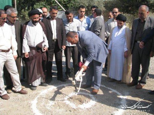 بهره برداری و آغاز به کار 6 پروژه شهرداری علی آبادکتول