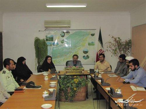 جلسات شورای مشورتی جوانان و رابطین جوانان ادارات باید برنامه محور باشد