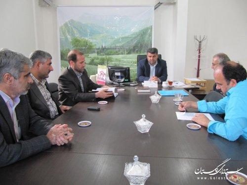 هلال احمر شهرستان رامیان به زودی افتتاح می شود