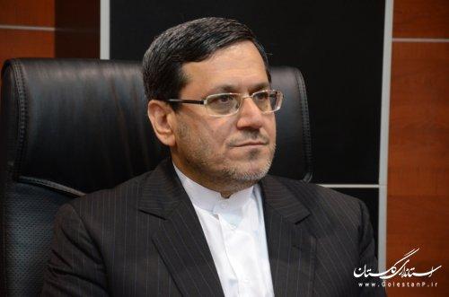افتتاح نمایندگی وزارت امور خارجه در گلستان به آن هویت بین المللی می دهد