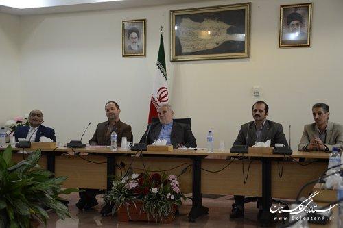 استاندار گلستان در دیدار مدیران پست استان:پست نیازمند سند جامع و نقشه راه است