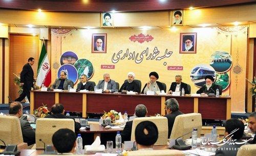 دستور ویژه رییس جمهوری برای بررسی مشکلات پتروشیمی گلستان