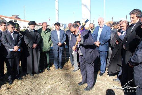 افتتاح دو پروژه مهم با حضور مدیرعامل شرکت فرودگاهها در فرودگاه گرگان