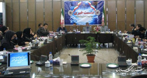 دومین نشست خبری اصحاب رسانه با مدیر کل آموزش و پرورش برگزار شد