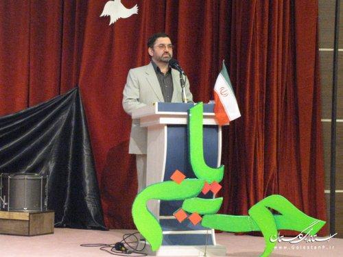 چهارمین مسابقه تصویرگران عاشورائی استان گلستان برگزار شد
