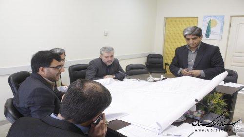 جلسه کمیسیون ماده 5 شهر گرگان برگزار شد