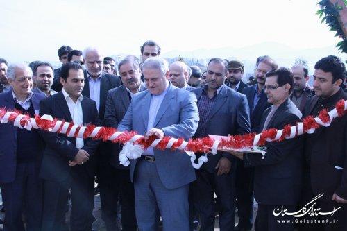 اولین پارک بانوان استان در شهر گرگان مورد بهره برداری قرار گرفت