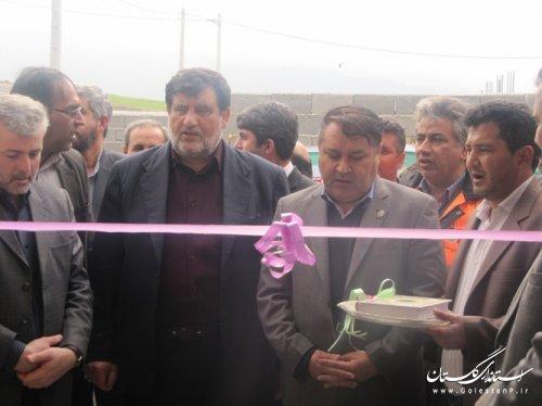 افتتاح متمرکز 90 واحد مسکونی بنیاد مسکن در مراوه تپه