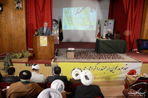 کلیپ دومین همایش زکات شوراهای استان با حضور استاندار گلستان