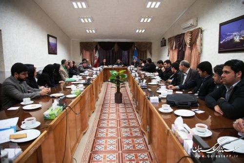نشست مشترک سازمانهای متولی مرتبط با سامانه تجارت آسان برگزار شد