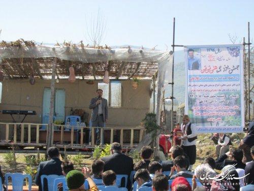 جشنواره های نوروزی روستایی ظرفیتی برای جذب گردشگران است