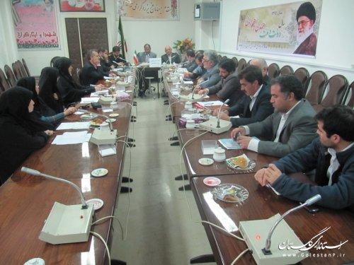 اولین جلسه شورای هماهنگی مبارزه با مواد مخدر بندرگز برگزار شد