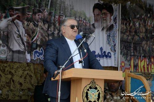 امروز ارتش ایران از ممتاز ترین لشکر های جهان است
