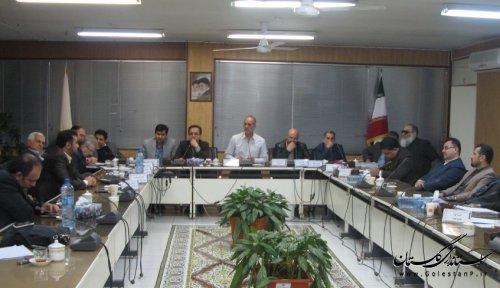 توسعه آموزش های فنی وحرفه ای در دستور کار جلسه رسمی شورای شهر گرگان