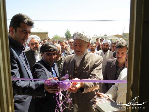 مرکز بهداشتی و درمانی روستای بهلکه شیخ موسی افتتاح گردید