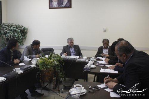 جلسه بررسی مشکلات شهرستان بندرگز برگزار شد