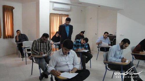 بازدید ریاست دانشگاه جامع علمی-کاربردی گلستان از مراکز آموزش علمی-کاربردی استان