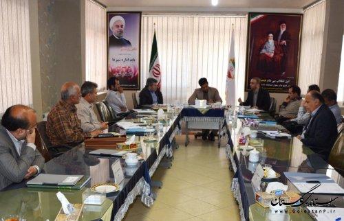 برنامه های آموزش فنی وحرفه ای گلستان در جلسه شورای اسلامی استان تشریح گردید