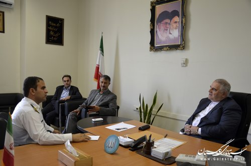 استاندار گلستان با مردم استان دیدار کرد