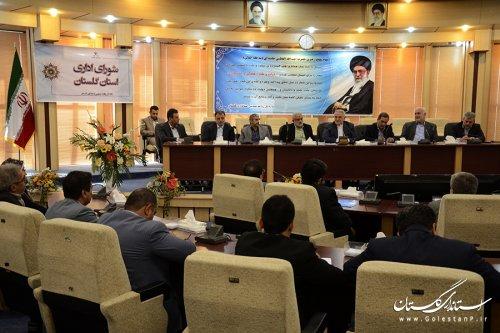 استاندار گلستان: سازمان مدیریت باید ملجاء و پشتیبان همه باشد