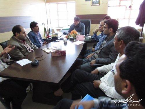 وضعیت اراضی تحت مالکیت بنیاد مسکن در شهر تاتارعلیا بررسی گردید
