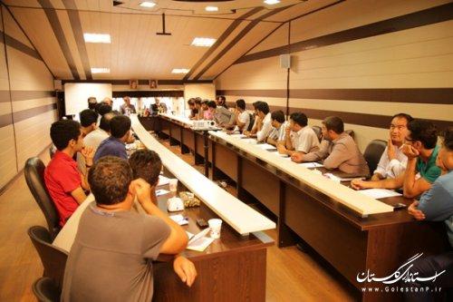 بازدیدمدیر شرکت پخش فراورده های نفتی از دوره آموزشی کاربران جایگاههای CNG