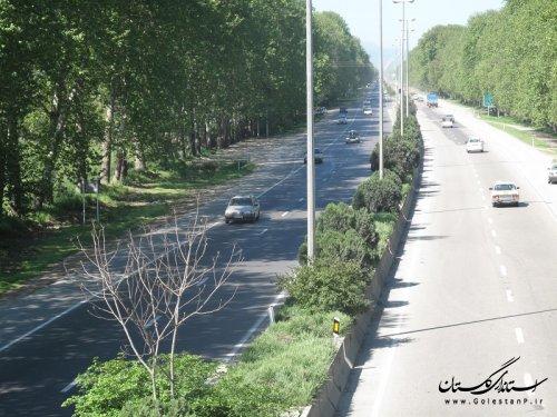 مديرکل راه و شهرسازی گلستان از اقدامات نوين در راهداري تابستانه خبر داد