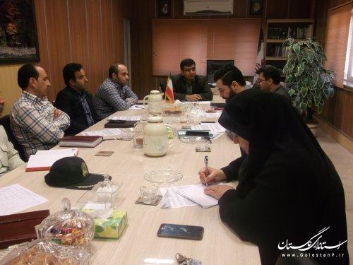 طرح آزمون دوره ای وسایل توزین و سنجش سبک در شهرستان رامیان اجرا می شود