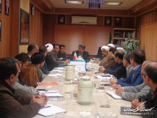 تامین مسکن نیازمندان دستور کار شورای زکات شهرستان رامیان