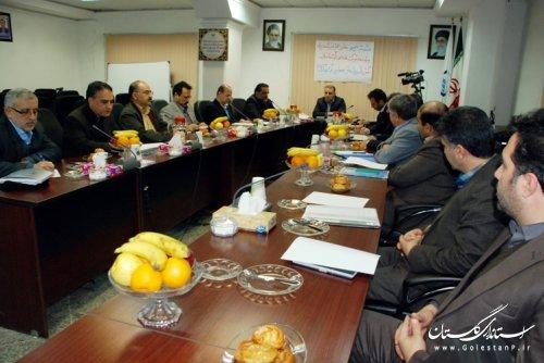 چالشها و راهکارهای آب وفاضلاب استان گلستان با همکاری مدیران حل خواهد شد