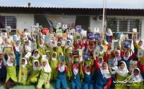 اهداي بيش از 3000 جلد كتاب از سوي كانون پرورش فكري به مدارس مناطق محروم