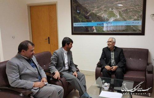 دومین جلسه هیات بازرسی انتخابات حوزه انتخابیه شهرستان کلاله برگزار شد