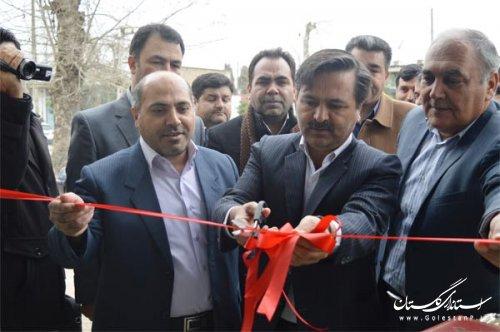 مرکز رشد واحدهای فناور شرق استان گلستان در شهرستان گنبدکاووس افتتاح شد