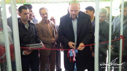 افتتاح 10 طرح اشتغالزایی در روستاهای شهرستان ترکمن