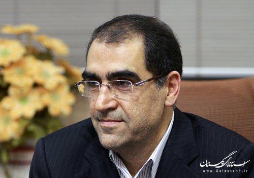 پروژههای حوزه سلامت گلستان افتتاح میشود
