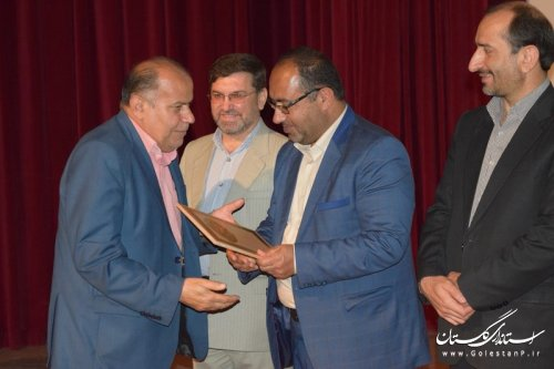 همایش تجلیل از اعضای شوراهای اسلامی شهرستان علی آباد کتول