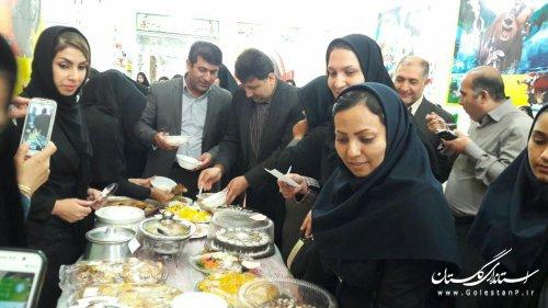 جشنواره غذای سالم، کودک سالم در گالیکش برگزار شد