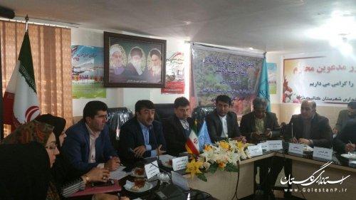 شهرستان گالیکش از نظر ثبت تعداد آثار تاریخی و گردشگری رتبه دوم استان را دارد